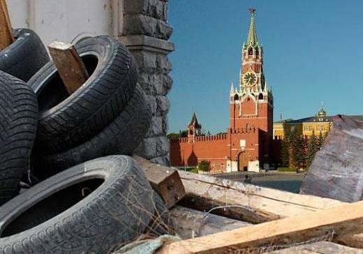 кремль виновник революции в украине